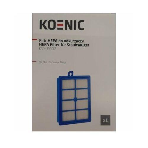 Filtr hepa kvf-0002 marki Koenic