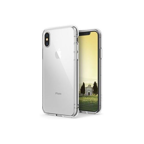 Ringke Apple iphone x - etui na telefon fusion - transparentny