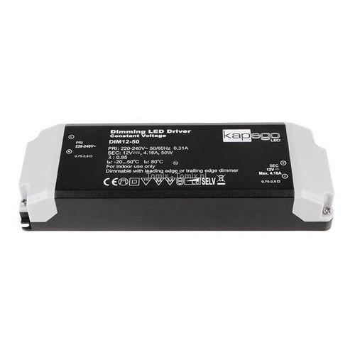 Zasilacz Dimmable CV Power Supply 12V 50W (D862053) - Tomix - Sprawdź kupon rabatowy w koszyku