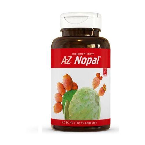 A-Z Nopal 450mg 60 kaps., AZ MEDICA