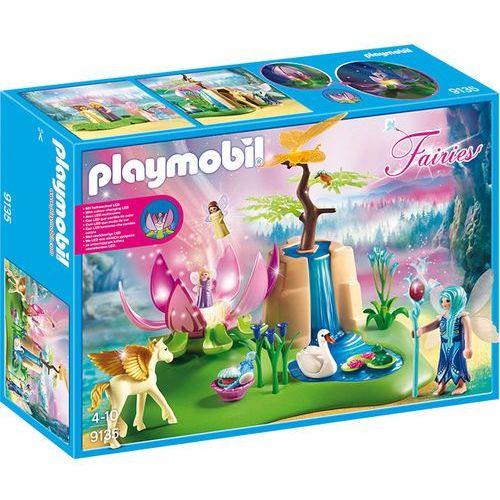 Playmobil FAIRIES Kwitnący kwiat małych wróżek 9135