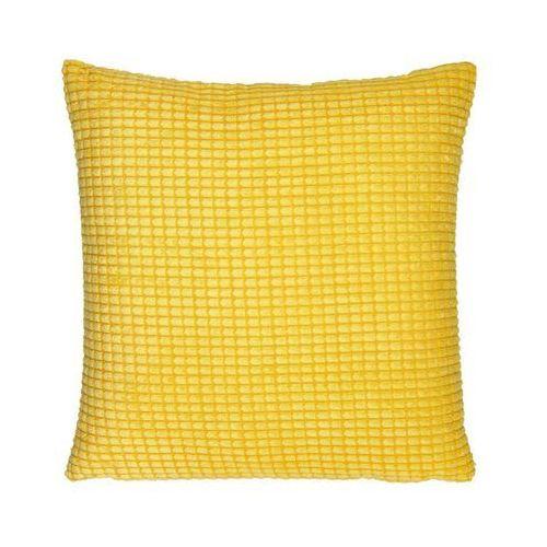 Poduszka METY żółta 45 x 45 cm INSPIRE (3276000643067)