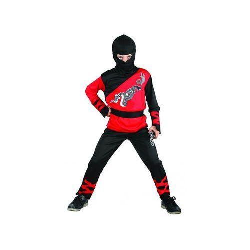 Go Kostium dziecięcy smoczy ninja - l - 131/140 cm (5901238619949)