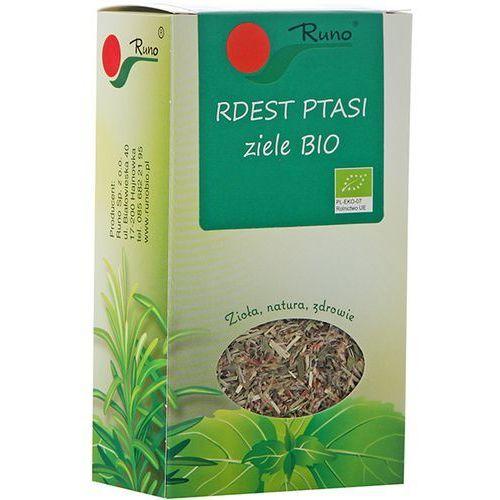 RUNO 50g Rdest ptasi ziele   DARMOWA DOSTAWA OD 150 ZŁ! z kategorii Ziołowa herbata