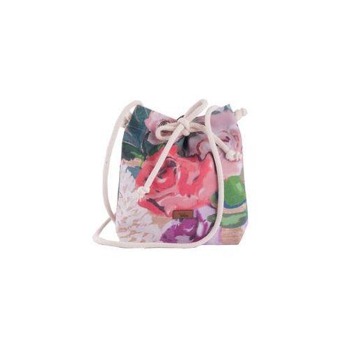 Me&bags Torba small basic z tkaniny kwiaty