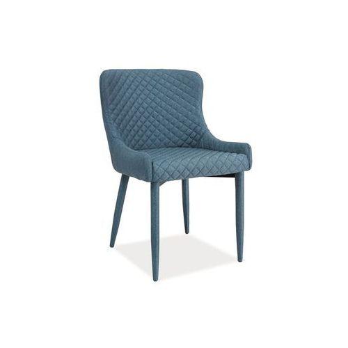 Signal Krzesło metalowe  colin