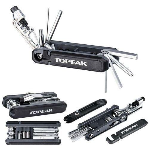 TOPEAK HEXUS X zestaw scyzoryt skuwacz 21cz Multi Tool (4712511840339)