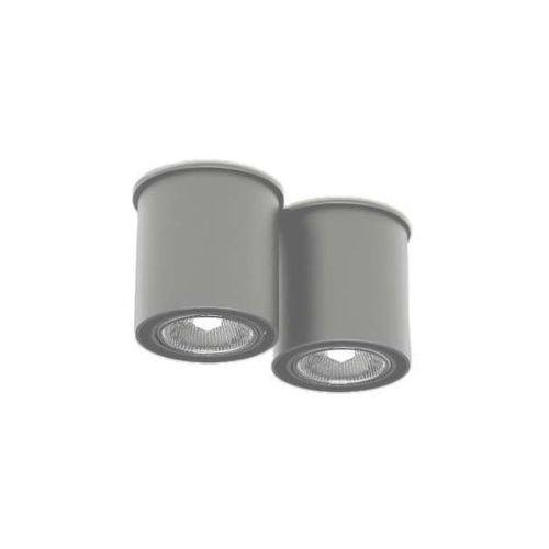 Spot LAMPA sufitowa OSAKA 1120/GU10/SZ Shilo natynkowa OPRAWA DOWNLIGHT szary, kolor Szary