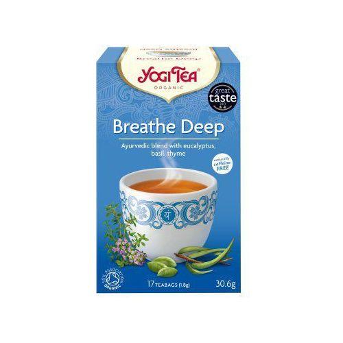 Yogi Tea Swobodny oddech (Breathe Deep)