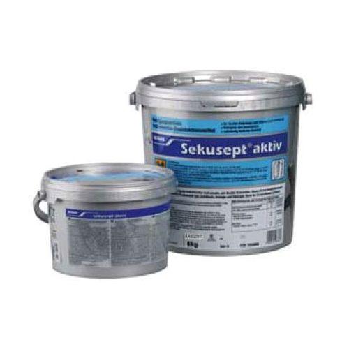 sekusept aktiv - do dezynfekcji instrumentarium medycznego - 1,5kg marki Ecolab