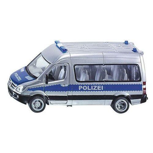 Zabawka  samochód operacyjny policji marki Siku