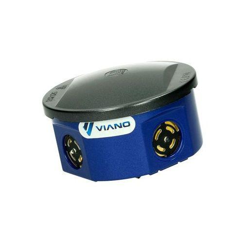 Odstraszacz kun i gryzoni VIANO Quattro-LED.