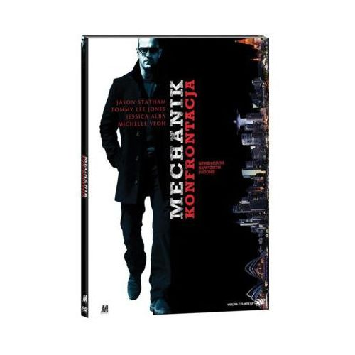 Mechanik: Konfrontacja (DVD) + Książka