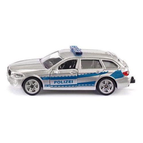 Siku policyjny wóz patrolowy