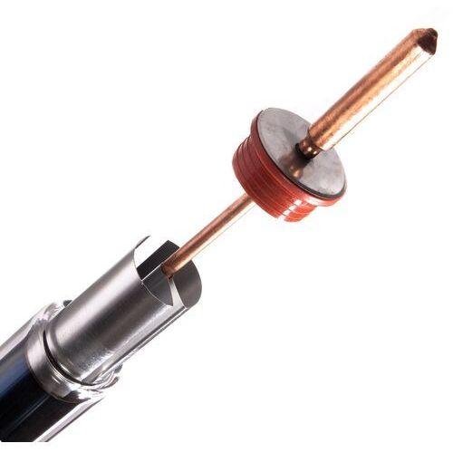 Pro eco solutions ltd. Rura próżniowa 58/1500 + heat pipe (aln/ain-ss/cu)