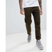 joggers in khaki marl - grey, New look, XS-XXL