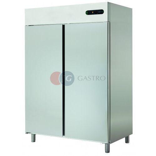 Szafa chłodnicza 2-drzwiowa na tace piekarnicze i pojemniki GN 1400 l Asber ECPB-1402