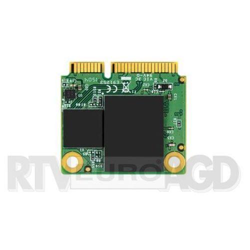 Transcend gmsm360 msata 128gb - produkt w magazynie - szybka wysyłka!