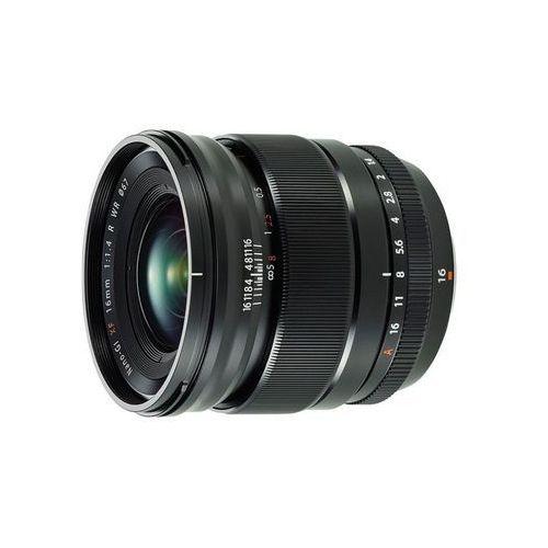 Fujinon xf 16mm f/1,4 r wr + filtr uv - przyjmujemy używany sprzęt w rozliczeniu | raty 20 x 0% marki Fujifilm