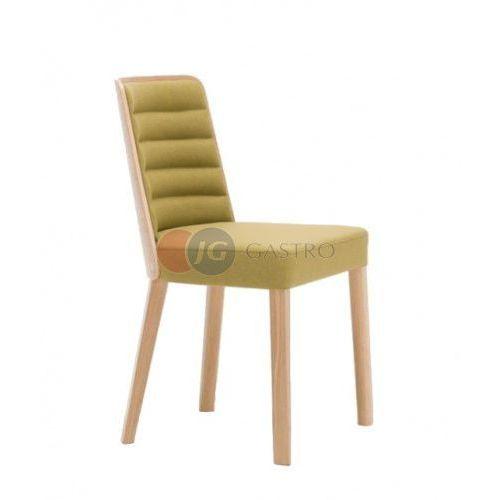 Krzesło bez podłokietnika Dąb Paged A-5035 - K3d