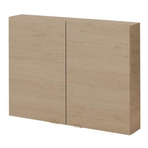Szafka wisząca GoodHome Imandra 80 x 60 x 15 cm drewno (3663602526872)