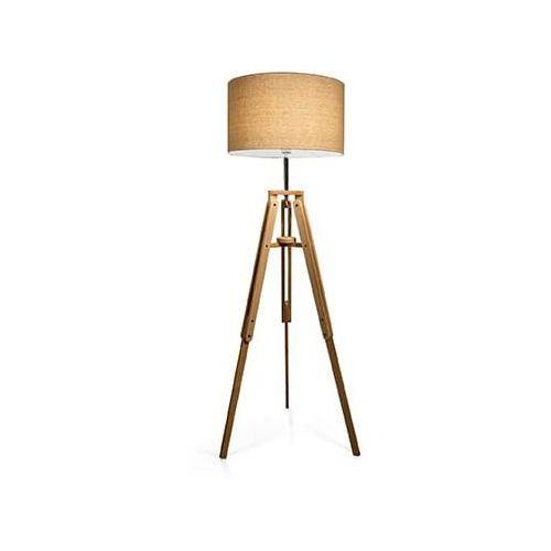 Klimt podłogowa pt1 161cm drewno marki Ideal lux
