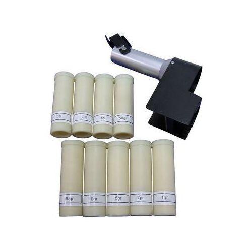 Zestaw do pakowania bilonu w gilzy dla liczarek (cc-20, cc-25, cc-70) marki Glover