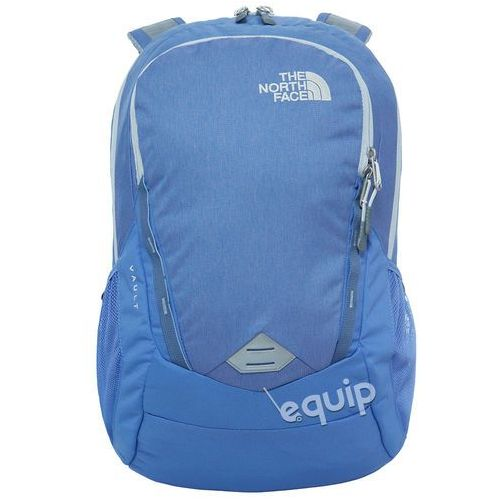 The north face Plecak damski  w vault - stellar blue heather/arctic ice blue