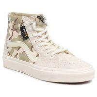 Sneakersy VANS - Sk8-Hi VN0A4BV6VZK1 (Cordura)Whatsparagus/Cmo, kolor zielony