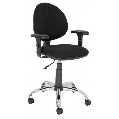 Krzesło obrotowe smart r3d steel01 chrome - biurowe, fotel biurowy, obrotowy marki Nowy styl