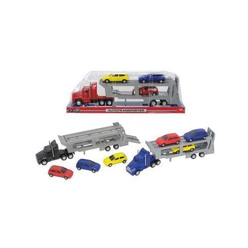 Laweta z samochodami, 3 rodzaje (4006333039072)