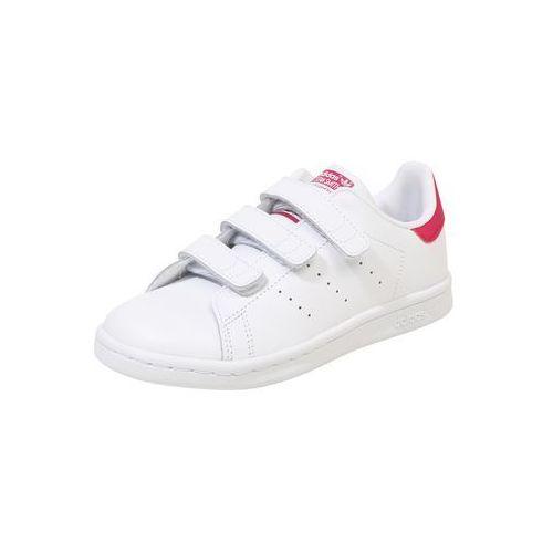 Adidas originals trampki 'stan smith cf c' różowy / biały