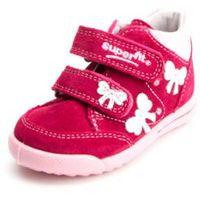Superfit avrile obuwie do nauki chodzenia pink (9008518576056)