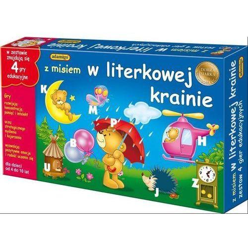 Zestaw Edukacyjny W Literkowej Krainie - DARMOWA DOSTAWA OD 199 ZŁ!!!