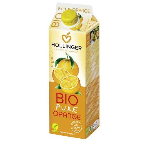 Hollinger Sok pomarańczowy 100% owoców bez cukru 1l - (9120008998565)