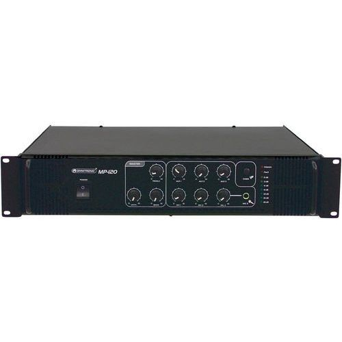 Wzmacniacz Omnitronic MP-120 (4026397176322)