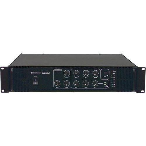 Wzmacniacz Omnitronic MP-120 z kategorii Wzmacniacze studyjne