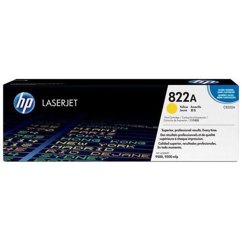 Wyprzedaż Oryginał Toner HP 822A do Color LaserJet 9500   25 000 str.   yellow