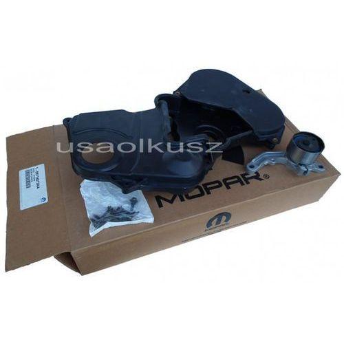 Napinacz paska rozrządu z obudową Doage Caravan 2,4 1997-2000 - produkt z kategorii- Napinacze paska rozrządu