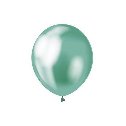 Beauty & charm Balony lateksowe platynowe zielone - 30 cm - 7 szt.
