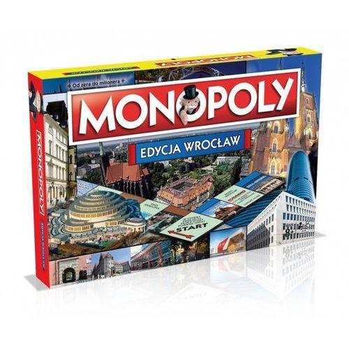Monopoly wrocław marki Winning moves