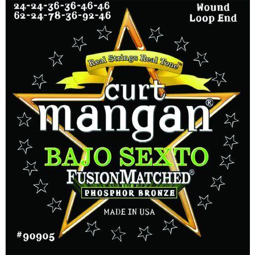 bajo sexto light phos bronze marki Curt mangan