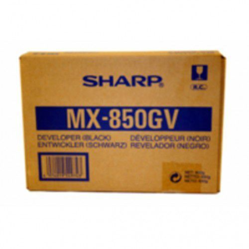 Sharp developer Black MX-850GV, MX850GV, MX-850GV