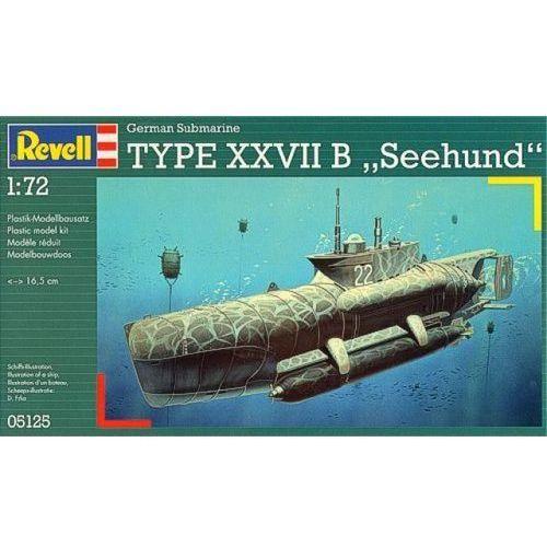 Revell Samolot do sklejania  german submar 05125
