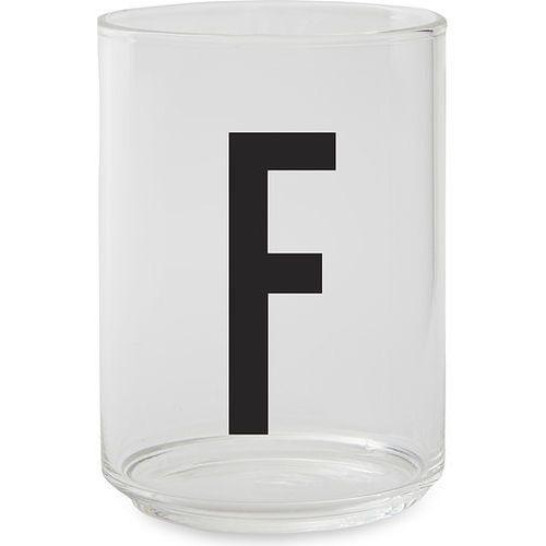 Szklanka AJ litera F, 10205000F
