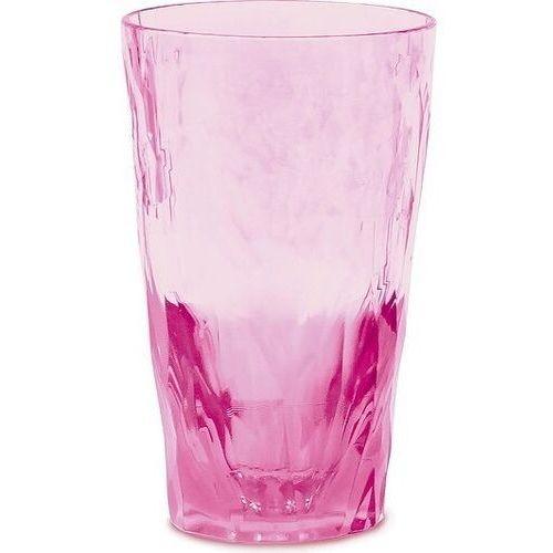Koziol Szklanka do longdrinków club extra różowa (4002942408278)