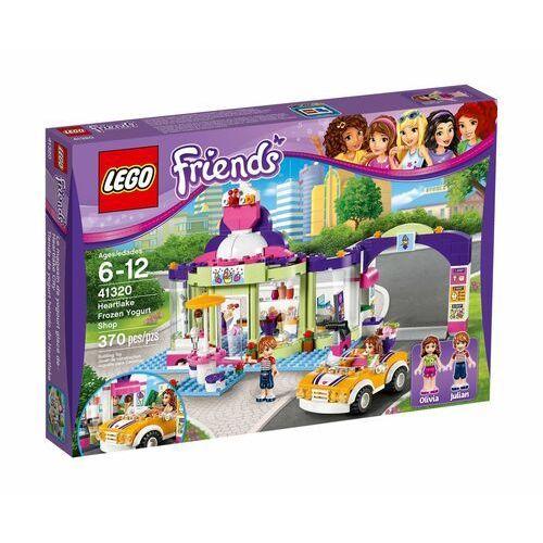 OKAZJA - Lego FRIENDS Sklep z mrożonym jogurtem 41320
