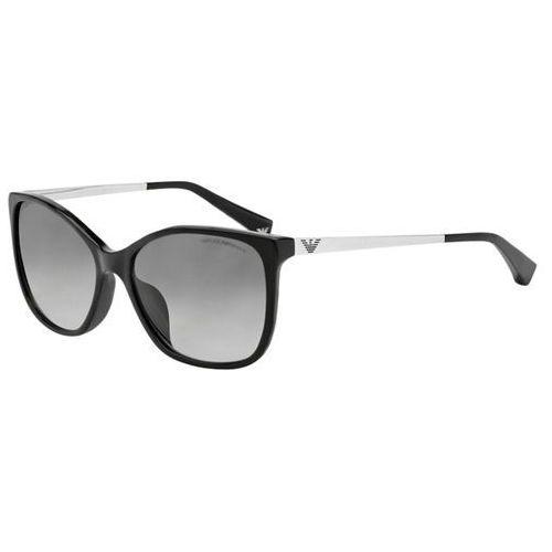 Emporio armani Okulary słoneczne ea4025f asian fit 501711