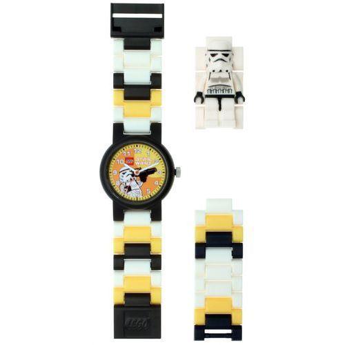 Lego 8020424 zegarek star wars stormtrooper minifigurka