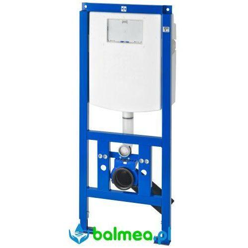Franke Stelaż podtynkowy aquafix do wc dla osób niepełnosprawnych, wyposażony w zbiornik na wodę (7612982218644)
